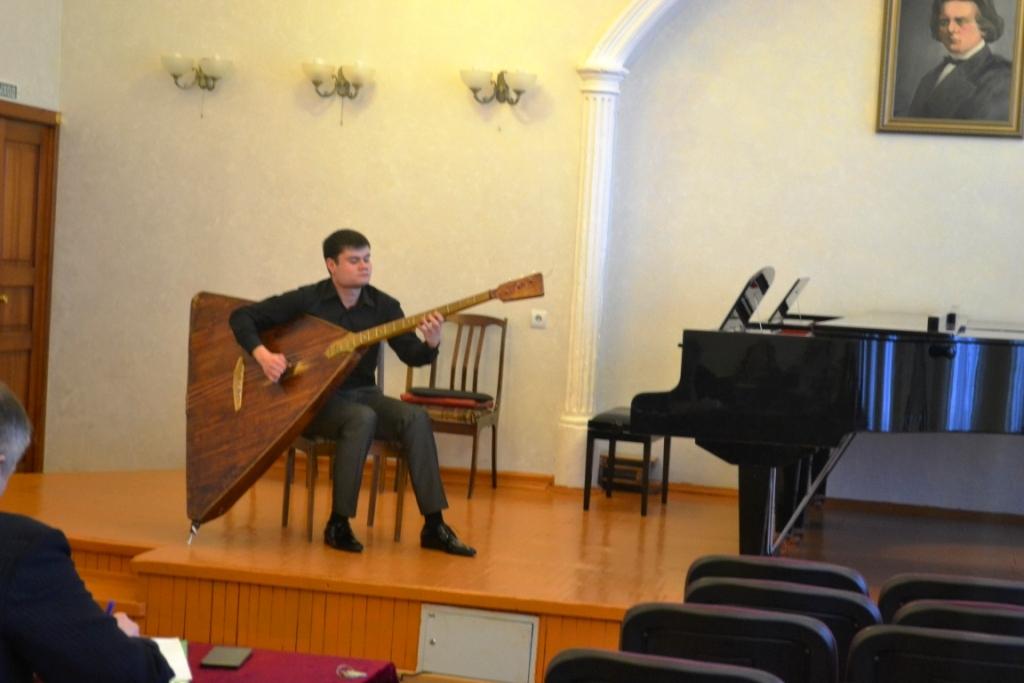 Конкурс народных инструментов томск